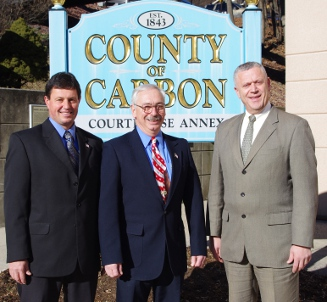 Carbon County Commissioners